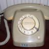 Foto ouderwetse telefoon voor wonderfoon