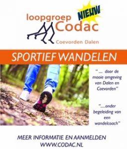Codac sportief wandelen