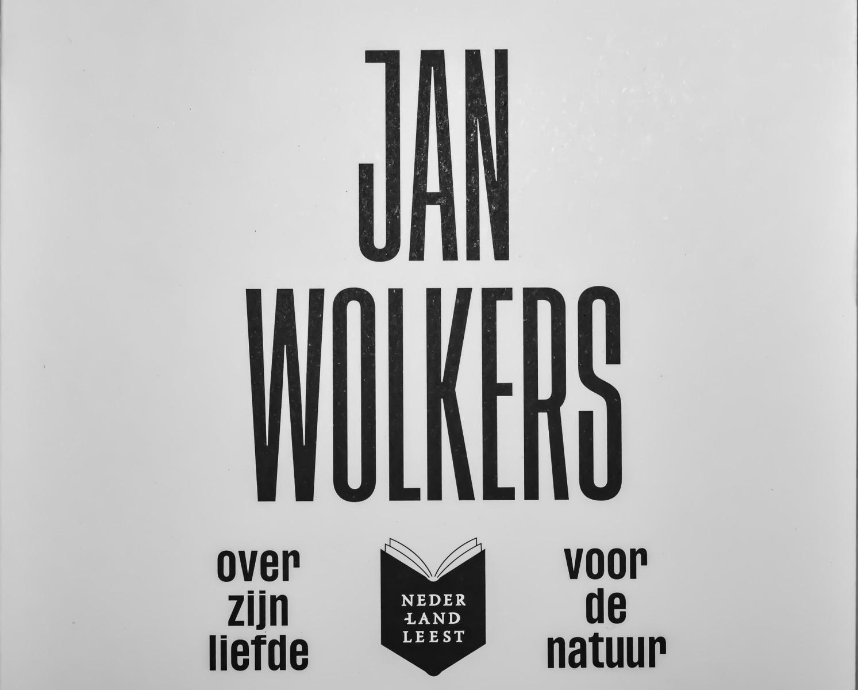 Afbeelding Boek Winterbloei van Jan Wolkers voor Nederland Leest
