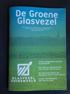 Foto Magazine De Groene Glasvezel