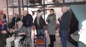 Foto busreis Seniorenvereniging Dalen De Museumfabriek Enschede