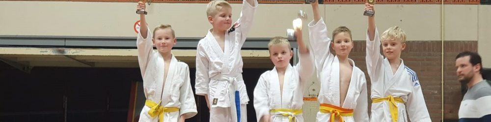 Koizumi judo oliebollentoernooi