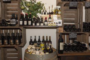 Foto van Lalie wijnshop in Dalen.