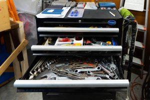 Foto gereedschapskist repaircafe