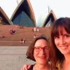 Foto Leonne Campfens in Sydney