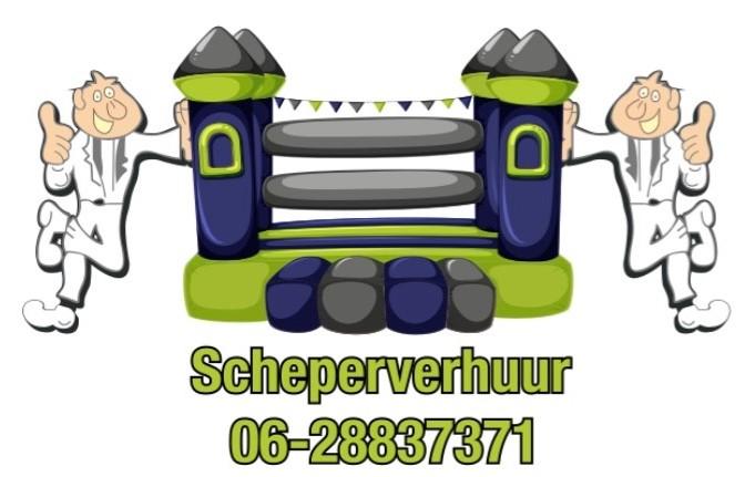 Logo Scheper verhuur