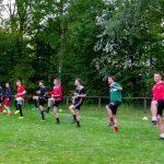 Start voetbaltrainingen 1,5 m VV Dalen