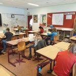 BWB-school weer open in mei met kinderen