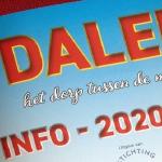 Omslag Daler infogids 2020
