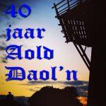 Foto affiche 40 jaar Aold Daoln