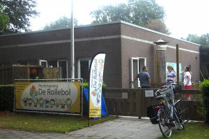 Foto weer naar peuterspeelzaal de Rollebol 17aug 20