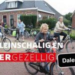 Foto Drentse Fietsvierdaagse in Dalen