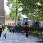 Challenge bij de Selkersgoorn in Dalen.
