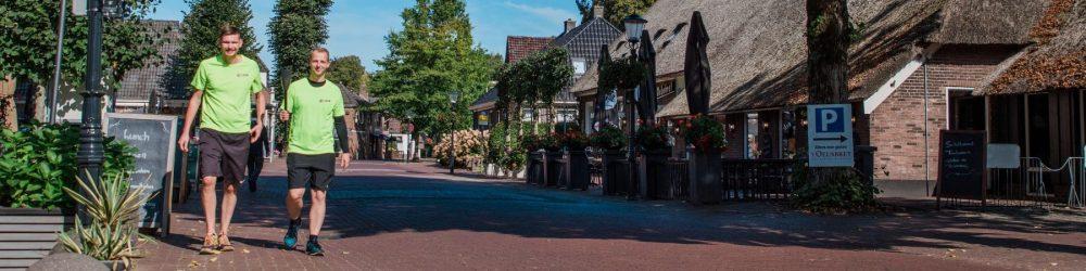 Lopendvuur Dalen Drenthe Beweegt Fakkel Selkersgoorn Codac Maatschappelijkwerk Coevorden