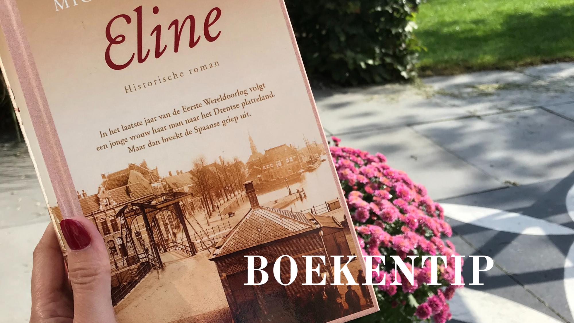Cover van het boek Eline