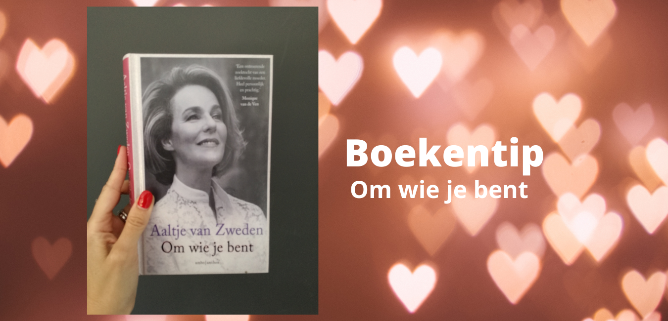 Cover van het boek Om wie je bent van Aaltje van Zweden
