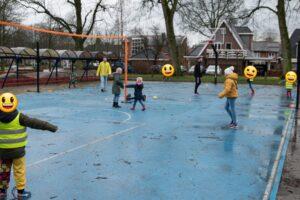 Sport en Spel Tour Buurtsportcoaches Jongerenwerk Dalen