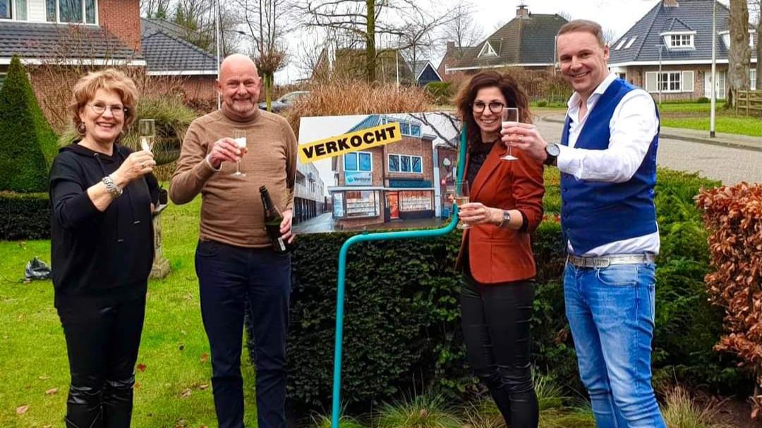 Overname Venhorst makelaardij door nieuwe generatie