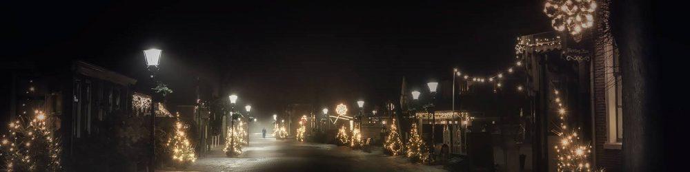 foto arjan esschendal kerstsfeer dalen 2020