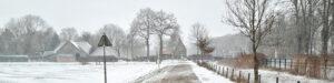 Sneeuwjacht Sneeuw Dalen