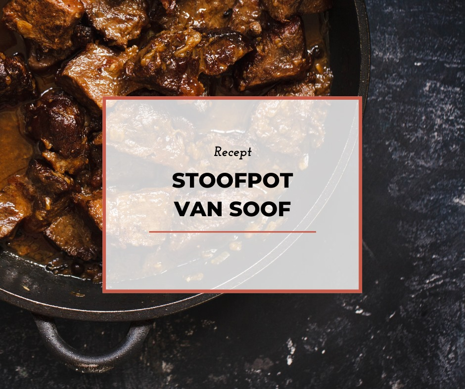 Foto recept stoofvlees van Stof