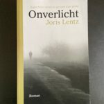 Boekomslag Onverlicht Joris Lenz