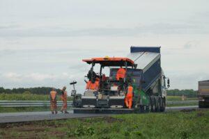 N34 asfaltering zomer 2020