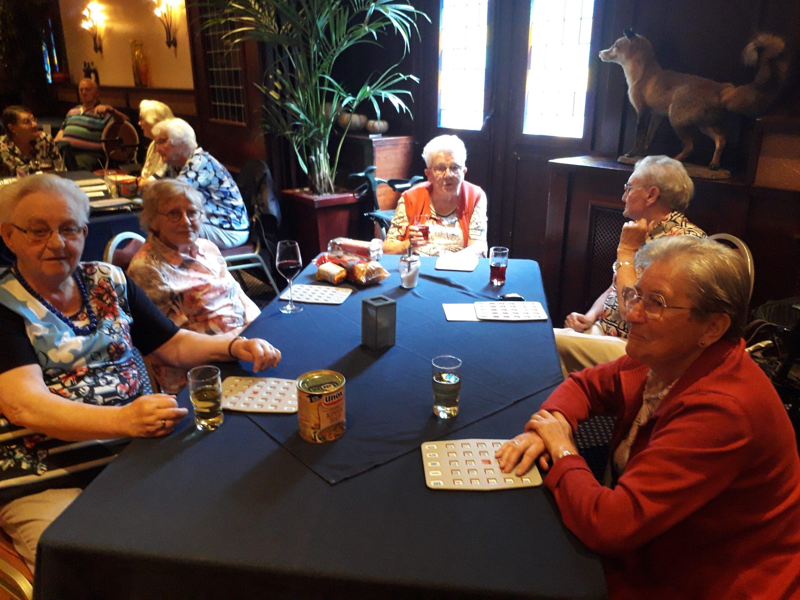 Bingo Seniorenvereniging
