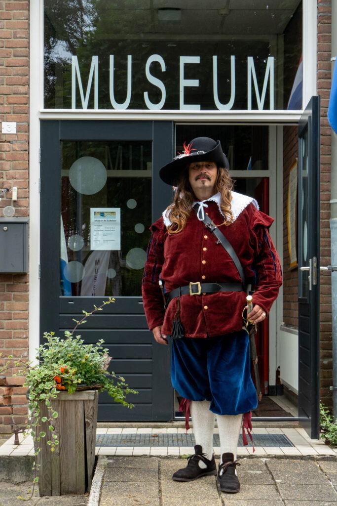 Onderduikersmuseum De Duikelaar. Nieuwlande