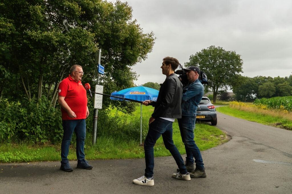 Bij de VAM Berg RTV Drenthe