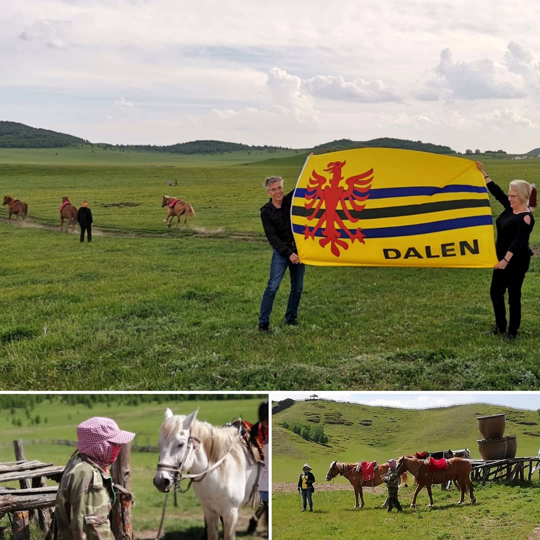 Waar is Dalen: Mongolie