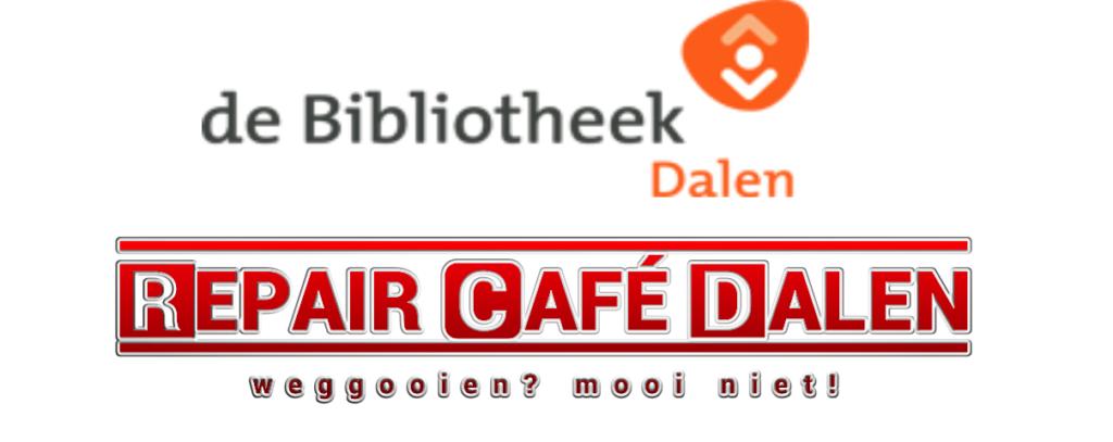 Logo repaircafe Dalen