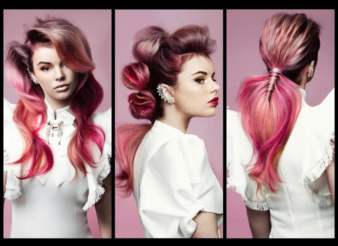 Foto winnend kapsel Twins Hair en Beauty
