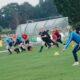 Geslaagde voetbalclinic in Dalerveen