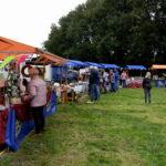 Fruitpersdag -georganiseerd door de Rotary- op het terrein tegenover de Selkersgoorn; 2021.